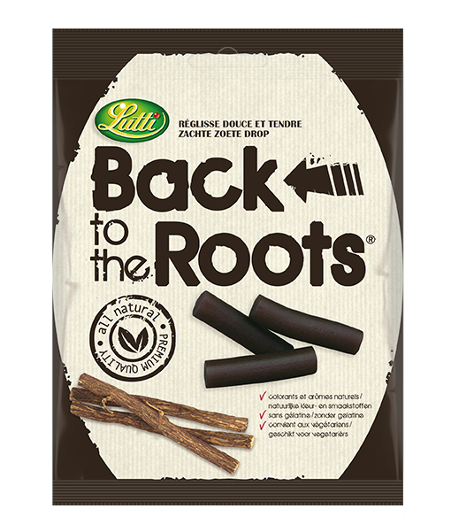 Back to the roots / packshot