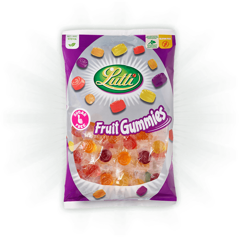 Lutti - Fruit Gummies