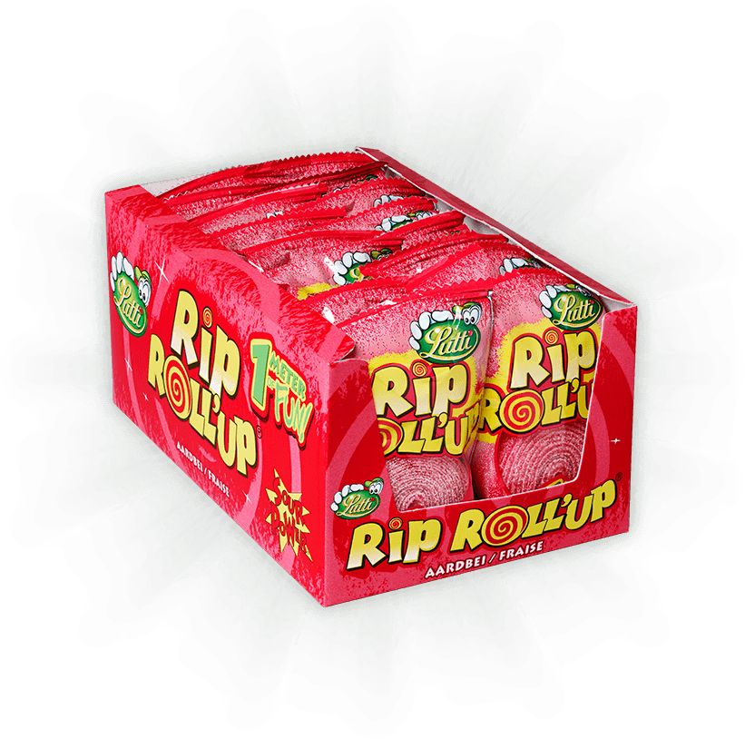 Lutti - Rip Roll'up Box